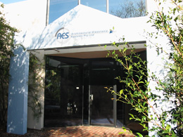 AES Office Entrance
